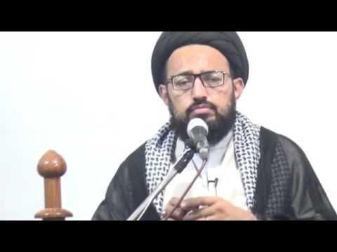 [Majlis] Topic: Moula Ali (as) ke Madad kay 4 Tareqaay - H.I Sadiq Raza Taqvi - Urdu