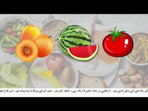 [ بلڈ پریشر میں کھانے کا نظام [ نسیم زندگی - Urdu