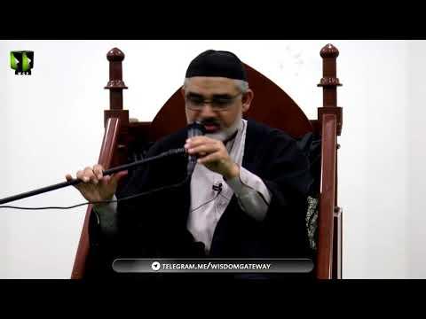 [Majlis Barsi] Shaheed Quaid Allama Arif Hussain Al-Hussaini]-Khitaab: H.I Ali Murtaza Zaidi - Urdu