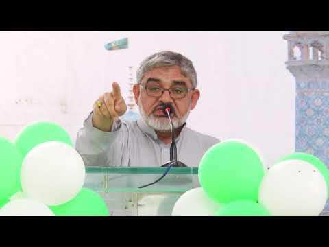 [6th Annual Meeting At Mehdia City] Speech: H.I Ali Murtaza Zaidi - 13 August 2017 - Urdu