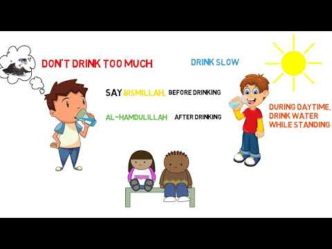 Manners for Children - English