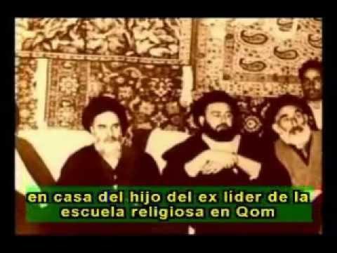 Biografía del Imam Jomeini (Ruhollah) y la historia de la Revolución Islámica de Irán 3 [Arabic sub spanish]