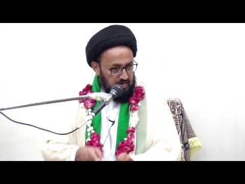 [Jashan-e-Millad] Speech: H.I Sadiq Raza Taqvi - 25 August 2017 - Urdu