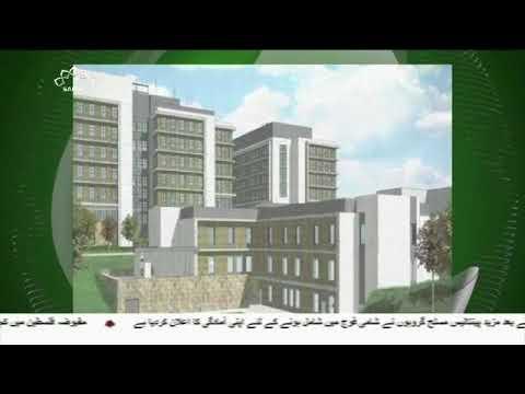 [19Sep2017]اسلام آباد میں امریکی سفارتخانےکی آٹھ منزلہ عمارت پرپاکستا�