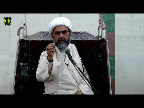 [ Majlis-e-Barsi 2017 ] Shaheed Saeed Haider | Speeche : H.I Maulana Asghar Shaheedi - Urdu