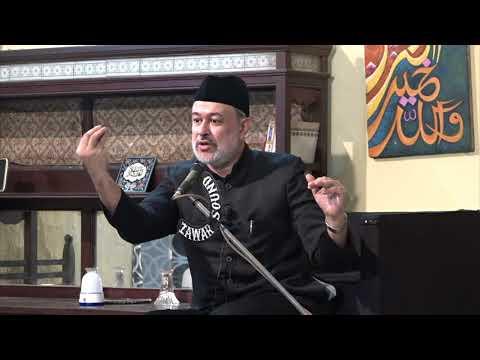 [02] Hidayat-e-Elahi ki Bunyadein | 2nd Muharram 1439 A.H | Moulana Agha Mujahid Hussain - Urdu