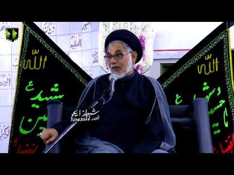 [03] Topic: Seerat-e-Anbiya - سیرت انبیاء  | H.I Hasan Zafar Naqvi - Muharram 1439/2017 - Urdu
