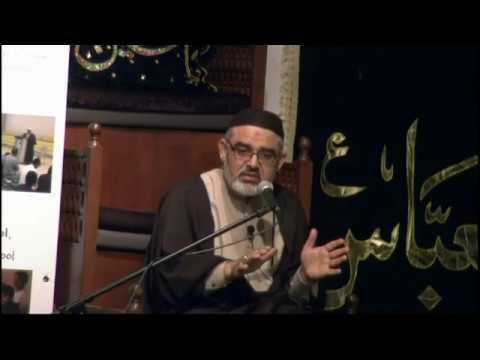 [04] حسینیت, نصرت حسین اور عصر حاضر کے تقاضے Maulana Ali Murtaza Zaidi Muharram 2017 Urdu