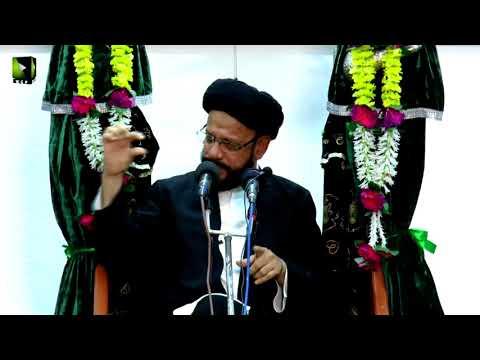 [06] Topic: Nasle Tafawut - نسلی تفاوت  | H.I Syed Zaki Baqri - Muharram 1439/2017 - Urdu