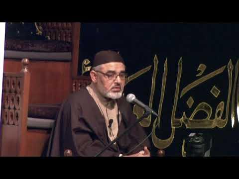 [05] حسینیت, نصرت حسین اور عصر حاضر کے تقاضے Maulana Ali Murtaza Zaidi  2017/1439 Urdu