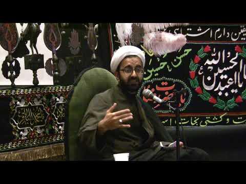Shaykh Salim Yusufali | Night 6 | Muharram 2017 1439 New york  USA English