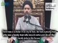 [Clip] The Perfect youth - Moulana Nusrat Bukhari - Urdu Sub English