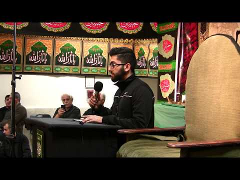 Muharram Poetry | When Fatima Came To Karbala | Br. Muhammad Sajjad English