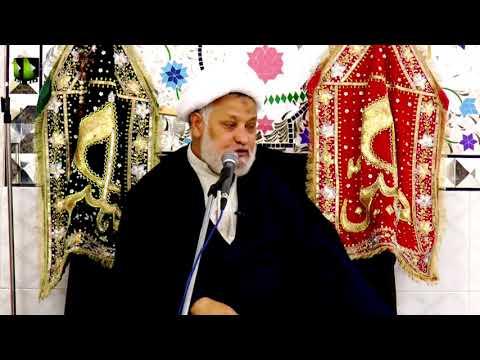 [01] Topic: Maarfat-e-Imam (as)   H.I Ghulam Abbas Raesi - Muharram 1439/2017 - Urdu
