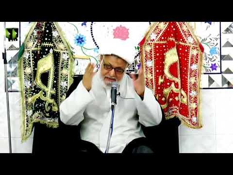 [03] Topic: Maarfat-e-Imam (as)   H.I Ghulam Abbas Raesi - Muharram 1439/2017 - Urdu