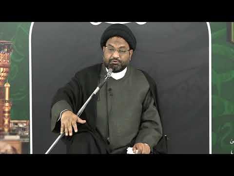 [Majlis 03] Wilayat-e-Faqih - Mudafa-e-Aza   18th Muharram 1439   Moulana Syed Taqi Raza Abedi - Urdu