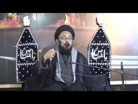 [05] Topic: Surah Al-Asr Or Tahreek-e-Imam Hussain (as) | H.I Sadiq Taqvi - Muharram 1439/2017 - Urdu