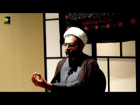 [06] Topic: Ibraat Haey Ashura | H.I Shaykh Muhammad Hasanain - Muharram 1439/2017 - Urdu