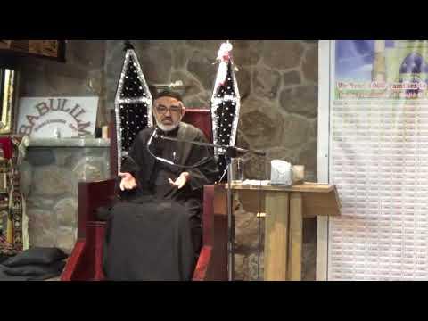 [5] Topic: Quran aur Aimma (a.s) ki 250 Salah Zindagi say Tamasuk H.I Maulana Ali Murtaza Zaidi Urdu