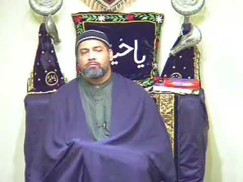 [6] Topic: The Rise And Decline Of Man- Maulana Asad Jafri (English)