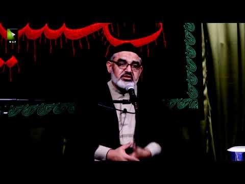 [Majlis] Khitaab: H.I Syed Ali Murtaza Zaidi   Muharram 1439/2017 Toronto - Urdu