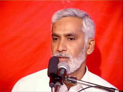 [Speech]Ahlulbait and Sindh Syed Hussain Moosavi P-I - Sindhi