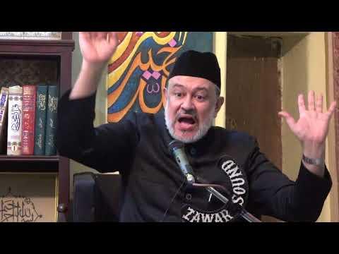[07] Hidayat-e-Elahi ki Bunyadein   7th Muharram 1439   Moulana Agha Mujahid Hussain - Urdu