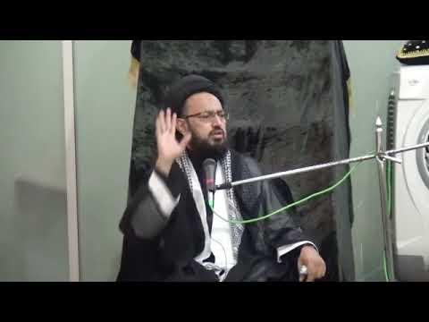 [07] Topic: زیارت وارثہ، حیاتِ کاملہ کا جامع منشور | H.I Sadiq Taqvi - Muharram 1439/201