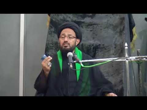 [09] Topic: زیارت وارثہ، حیاتِ کاملہ کا جامع منشور   H.I Sadiq Taqvi - Muharram 1439/201