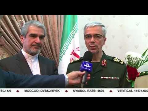 [18Oct2017] دہشت گردی کے خلاف جنگ میں ایران شامی حکومت اور قوم کے ساتھ ہ�