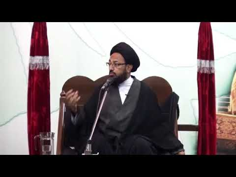 [01] Topic: عزاداری اور عصری تقاضے   H.I Sadiq Raza Taqvi - Muharram 1439/2017 - Urdu