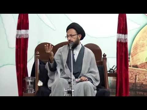 [03] Topic: عزاداری اور عصری تقاضے   H.I Sadiq Raza Taqvi - Muharram 1439/2017 - Urdu