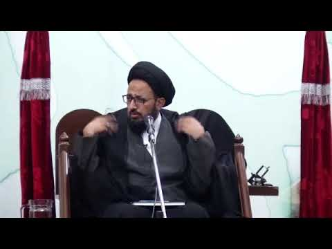 [05] Topic: عزاداری اور عصری تقاضے   H.I Sadiq Raza Taqvi - Muharram 1439/2017 - Urdu