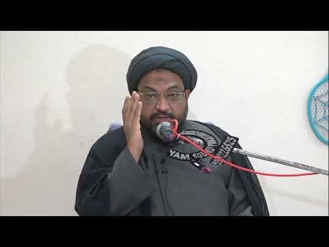 [02] Haqeeqi Azadaar Koun? | 24th Muharram 1439 A.H | Moulana Syed Taqi Raza Abedi - Urdu