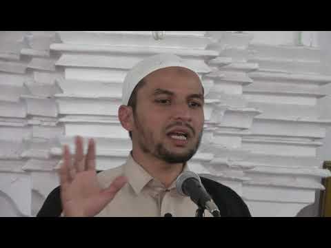 [Khutba-e-Juma] 20-10-2017 - Hyderabad | India - Moulana Agha Munawer Ali - Urdu