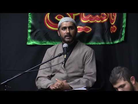 Dealing with Doubt and Faith - Sheikh Murtaza Bachoo   Night 3   Muharram 2017 English