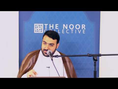 Shaykh Mahdi Mohammadpour   Maintaining Spiritual Momentum  2017 English