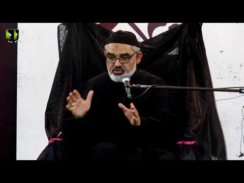 [1] Topic: عقیدۂ آخرت اور اہلِ آخرت   H.I Syed Ali Murtaza Zaidi   Safar 1439/2017 - Urdu