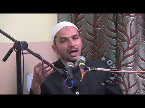 [Majlis 03] Kufi Kirdaar | 30th Muharram 1439 A.H | Moulana Agha Munawer Ali
