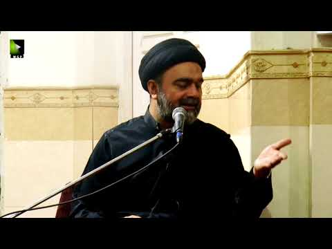 [1] Topic: سفر معرفت  | Moulana Muhammad Ali Naqvi - Muharram 1439/2017 - Urdu