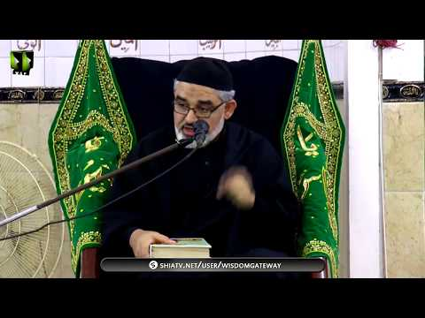[5]Topic:نہج البلاغہ اورعصرحاضر کی مشکلات | H.I Ali Murtaza Zaidi - Safar 1439/2017 - Urdu