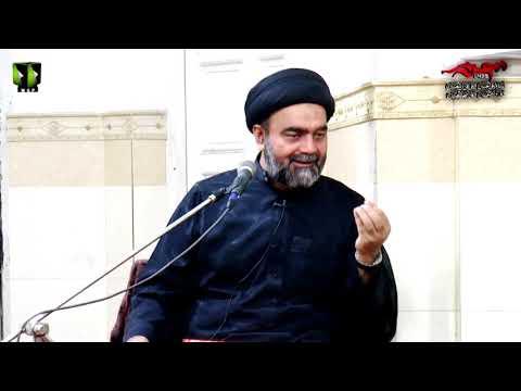 [2] Topic: سفر معرفت  | Moulana Muhammad Ali Naqvi - Muharram 1439/2017 - Urdu