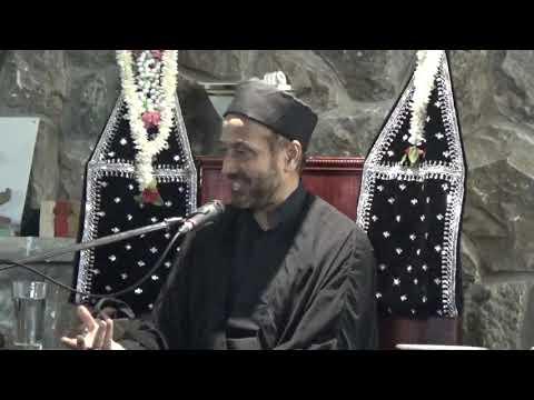 Maulana Jan Ali Shah Kazmi - 1st Muhrram, Bab ul Ilm, Mississauga - Urdu
