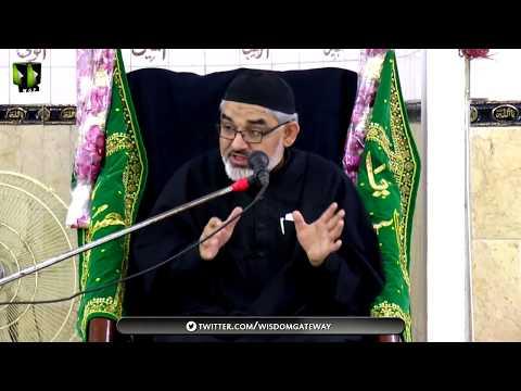 [7]Topic:نہج البلاغہ اورعصرحاضر کی مشکلات | H.I Ali Murtaza Zaidi - Safar 1439/2017 - Urdu