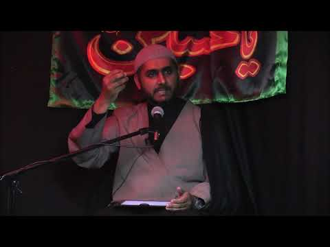 Modesty In Communication Sheikh Murtaza Bachoo Night 10 Muharram 2017 - English