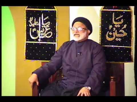 [03] Shia ki pehchaan Ahlul Bayt a.s ki nigaah mein- Maulana Mohammad Askari-Chicago -Urdu