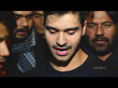 The Walk to Imam Mahdi\'s Arrival (10) -  Ali Shanawar - Janay Walay Karbala kay Urdu