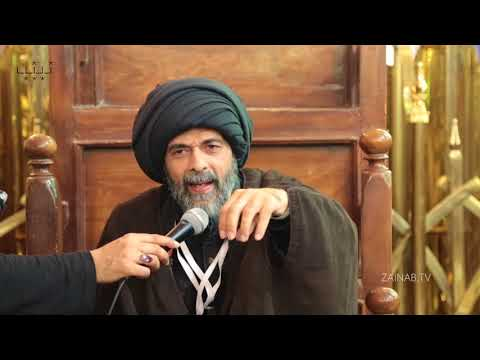The Walk to Imam Mahdi\'s Arrival (11) -  H.I. Syed Abbas Ayleya - Ziyarat English