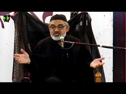 [10] Topic: عقیدۂ آخرت اور اہلِ آخرت | H.I Syed Ali Murtaza Zaidi | Safar 1439/2017 - Urdu