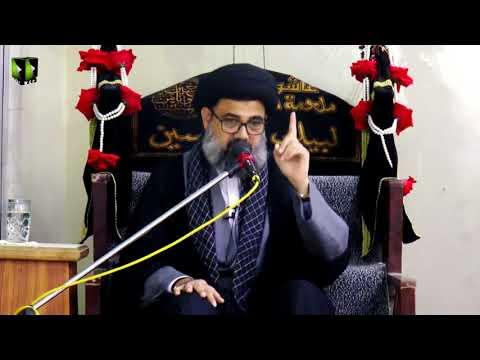 [4] Topic: تشیع اور بصیرت | H.I Ahmed Iqbal Rizvi | Safar 1439/2017 - Urdu